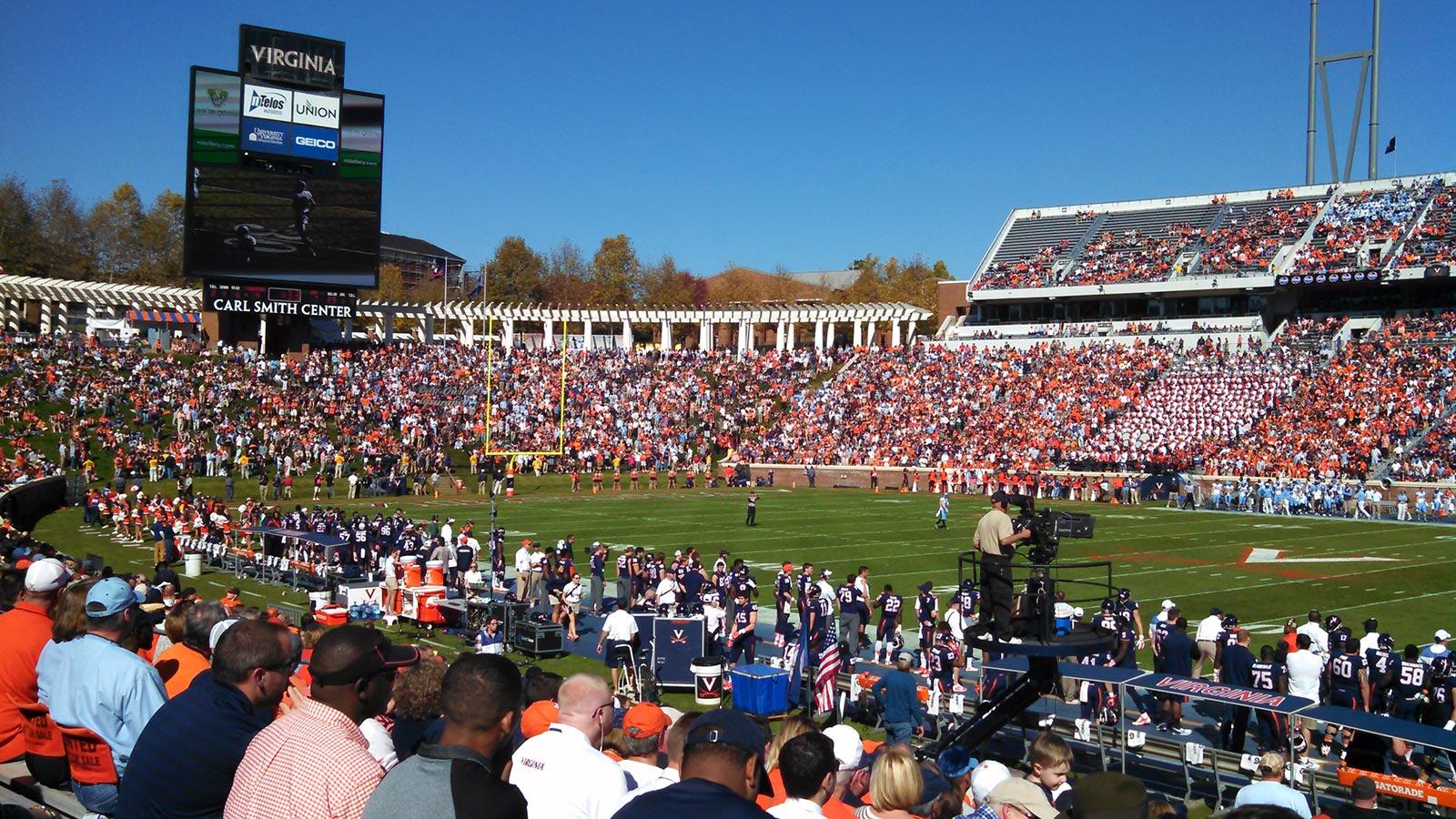 Scott-Stadium