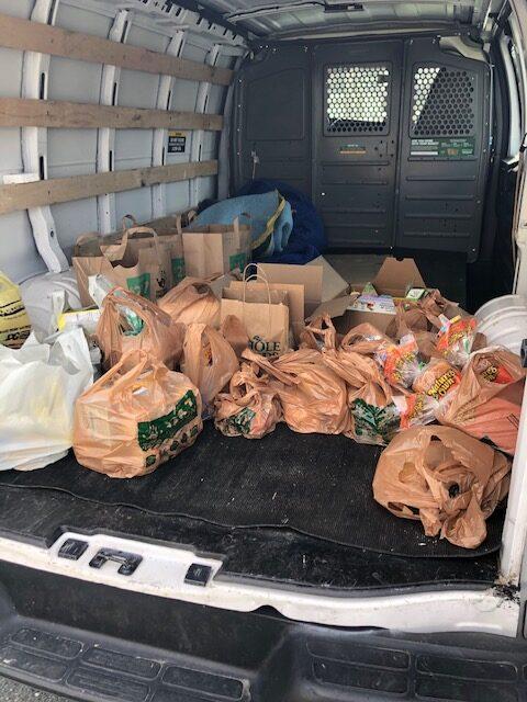 Food Drive 3 26 Truck